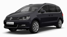VW Sharan or Similar